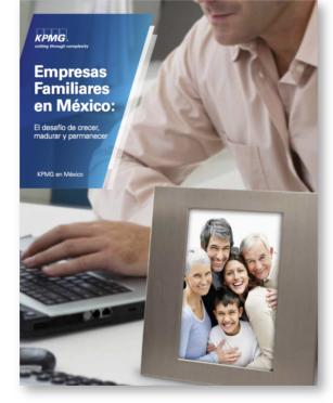 empresas familiares en mexico el desafio de crecer madurar y permanecer
